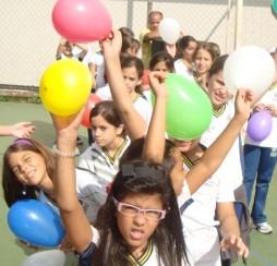 Dança dos balões